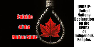 UNDRIP - Suicide for the Nation State