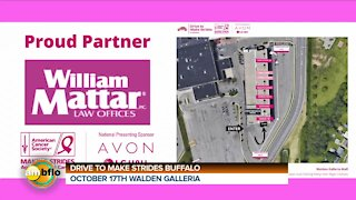 WILLIAM MATTAR LAW OFFICES GOES PINK