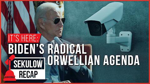 The Radical Orwellian Agenda is HERE - Biden's IRS Cracks Down on Your Liberty
