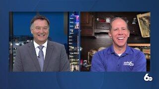 Scott Dorval's Idaho News 6 Forecast - Thursday 1/14/21