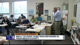 Teachers to rally Tuesday after House voted to overturn Palm Beach County referendum