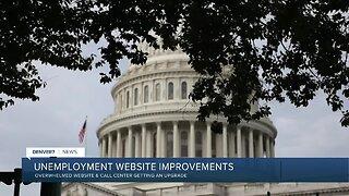 Colorado's unemployment website improvements