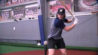 Meet Wisconsin's top-rated high school prep baseball player, Noah Miller