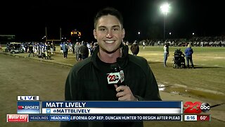 LIVE from 3A SoCal Regional bowl game