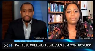 BLM's Cullors: My 4 Homes Don't Betray My Marxist Principles