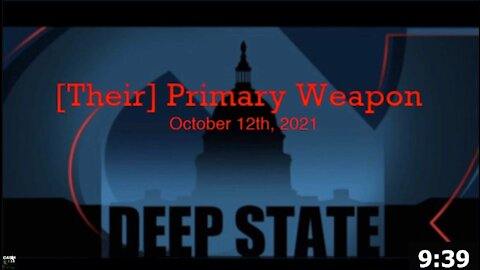 [Their] Primary Weapon - October 12th, 2021