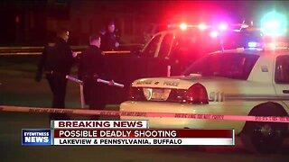 Buffalo Police investigating deadly shooting
