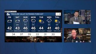 Scott Dorval's Idaho News 6 Forecast - Thursday 12/31/20