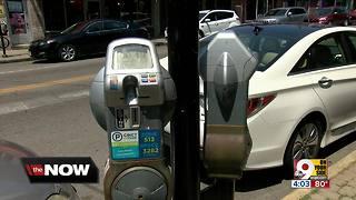 Cincinnati City Council raises parking meter rates to close budget deficit