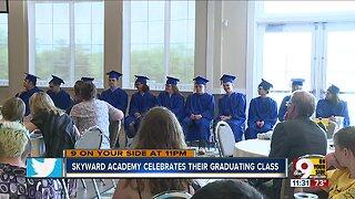 Skyward Academy celebrates graduating class