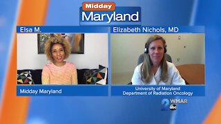 Maryland Proton Treatment Center - Breast Cancer Treatment