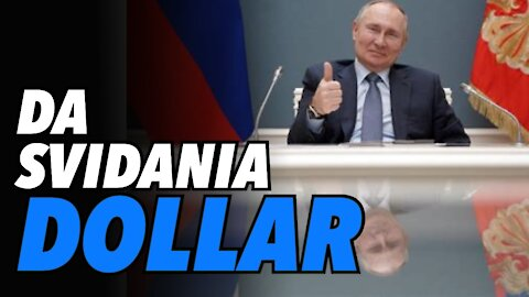 Russia dumps US Dollar. Fed money printing out of control