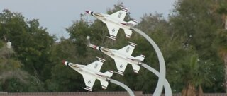 Nellis Air Force Base reverts to Phase II