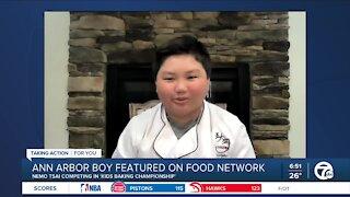Chef Nemo on Food Network