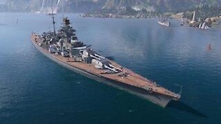 World of Warships: Bismarck