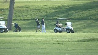 Denver City golf courses reopen with new restrictions