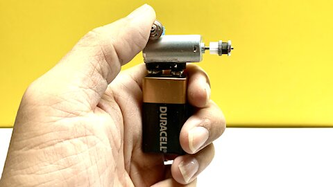 3 SIMPLE INVENTIONS ( MINIATURE POLISHER ...)