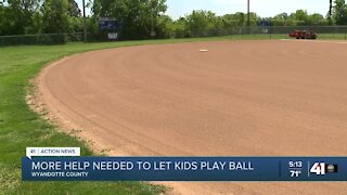 More help needed to let children play ball