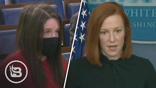 Reporter Corners Press Sec. Over Gov. Cuomo's Sexual Harassment Allegations