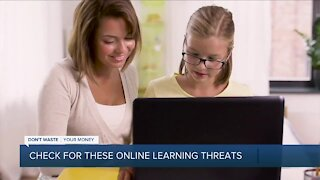 Check for these online learning threats