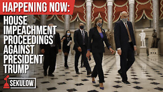 Happening Now: House Impeachment Proceedings Against President Trump