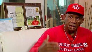Coco Gauff's grandfather a legendary Delray Beach baseball player