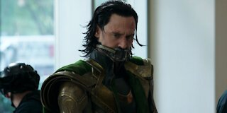 Loki. MCU. Episode 1, Season 1.