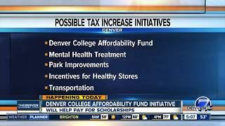 Denver College Affordability Fund initiative