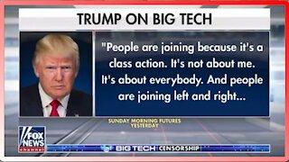 President Trump: Tech Censorship Violates the Constitution - 2417