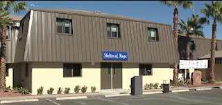 Las Vegas Rescue Mission opens remodeled Shelter of Hope