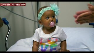 'Miracle Baby' beats aggressive leukemia after immunotherapy