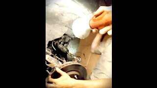 Jeep grand Cherokee ball joint replacement