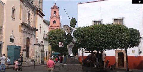 Strolling Some Backstreets of Guanajuato, Mexico