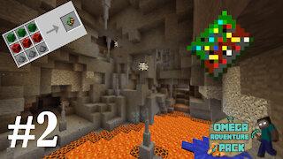 MINERS DREAMS!!! I Minecraft Omega Survival Episode 2
