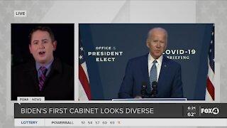 Transfer of power starting for Biden