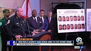Task force will target gangs