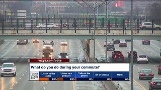 Average metro Detroiter has 50-minute commute, study says