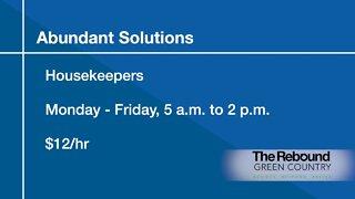 Who's Hiring: Abundant Solutions