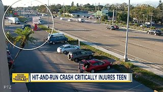 WATCH: Hit-and-run rollover crash caught on camera