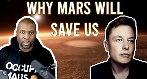 How Mars Will Save Us