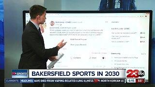 Bakersfield sports by 2030
