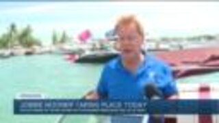 Thousands gather for Jobbie Nooner on Lake St. Clair