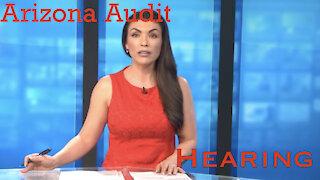 Arizona Audit Hearing