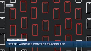 Wisconsin launches new COVID-19 tracing app