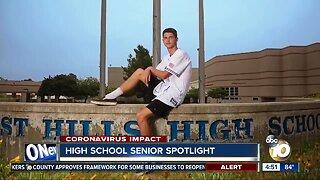 High school senior spotlight