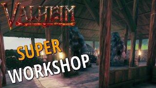 Super Efficient Workshop - Valheim