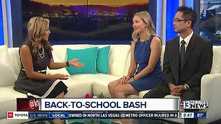 Back-to-school bash