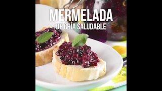 Healthy Chia Jam