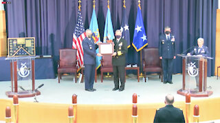 NDU Change of Presidency Ceremony