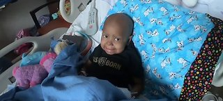 13 Days: Young girl with cancer